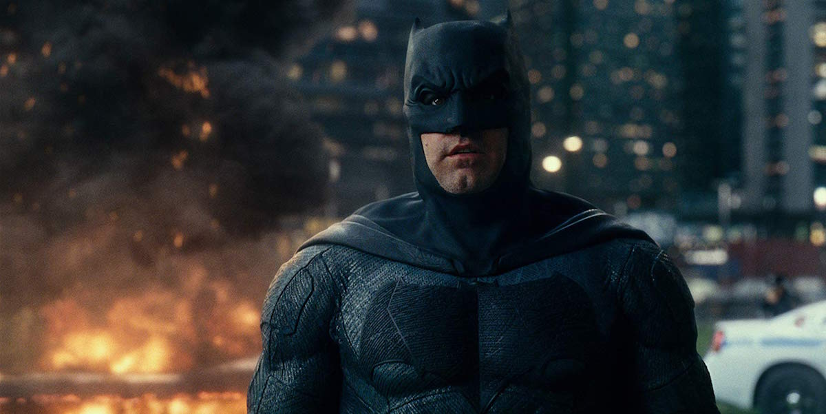 Ben Affleck Elaborates On Why He Exited The Batman