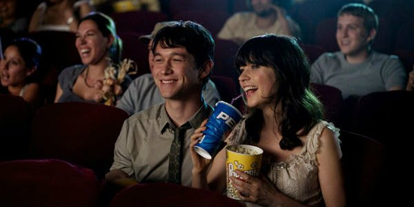 movie theater scene 500 days of summer