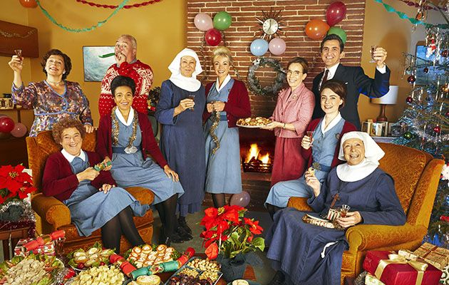 call the midwife christmas special 2012 cast