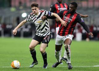 AC Milan v Manchester United – UEFA Europa League – Round of Sixteen – Second Leg – San Siro