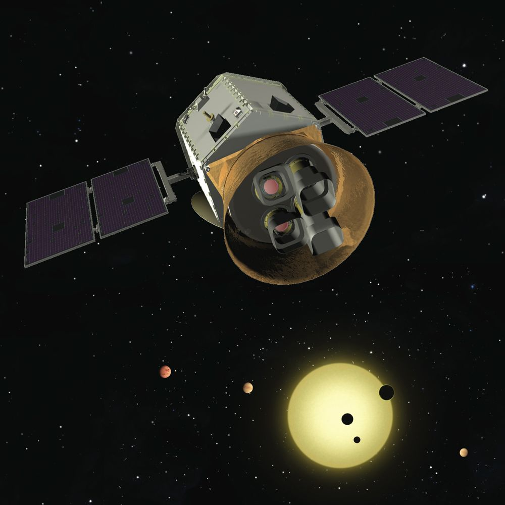 kepler spacecraft feature - 1000×1000