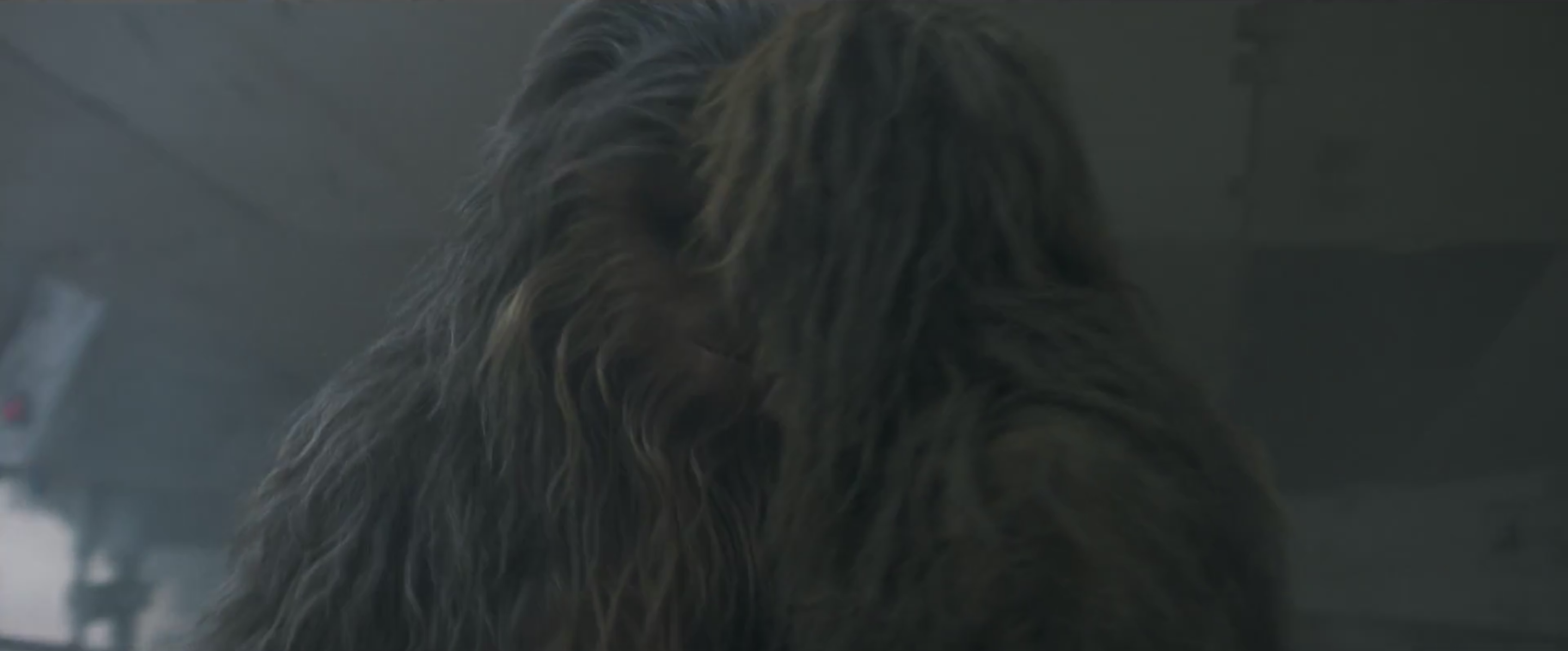 Chewbacca Solo A Star Wars Story