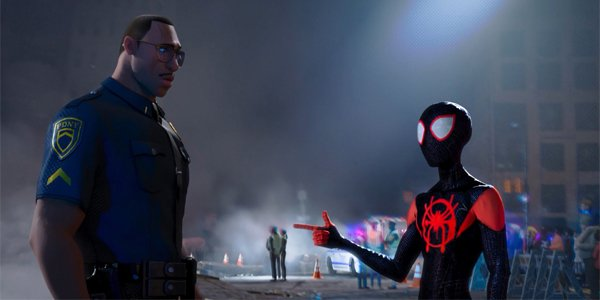 Jefferson Davis Miles Morales Spider-Man: Into The Spider-Verse