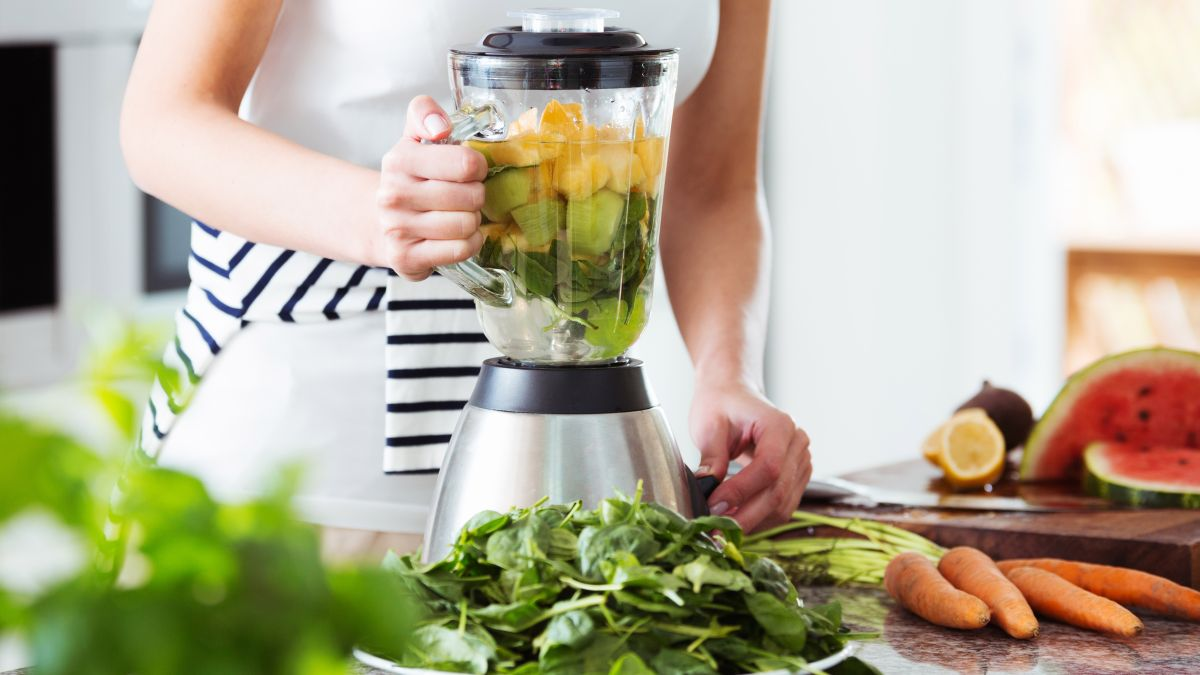 Are blenders healthy or do they destroy nutrients?