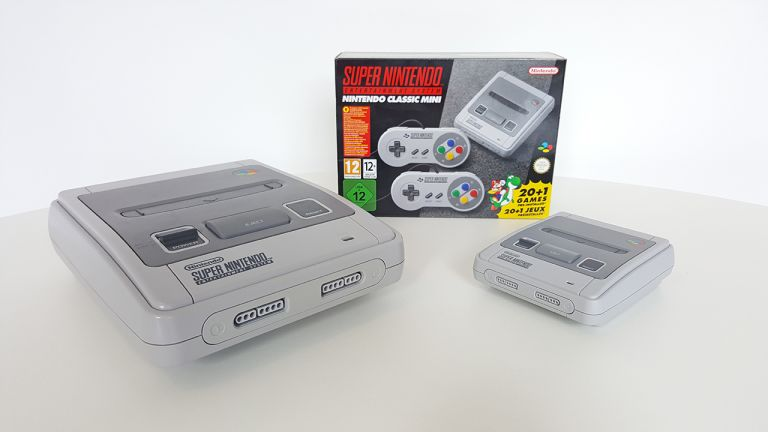 Nintendo SNES Classic Mini review | T3