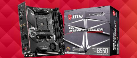 MSI MPG B550I Gaming Edge Wi-Fi