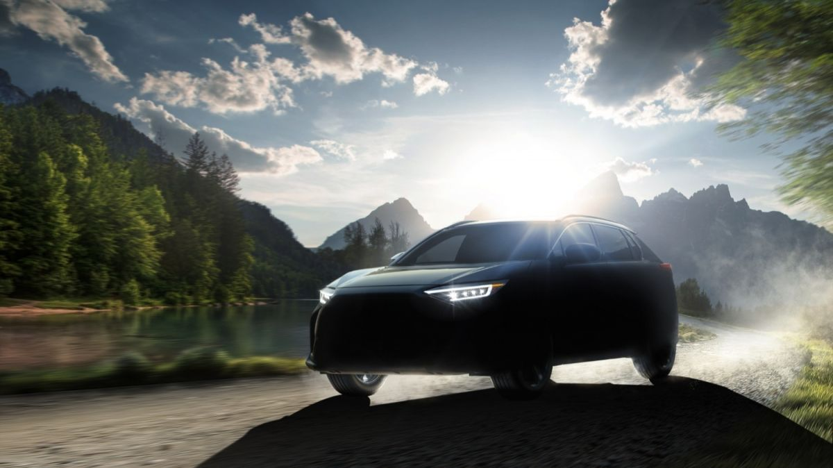 Subaru's first electric car is sun-inspired – but will it be solar-powered?