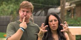 Chip And Joanna Gaines' Fixer Upper Exit Totally Freaked Out The Network CEO