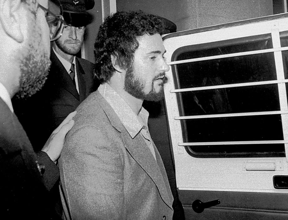 Peter Sutcliffe in 1983