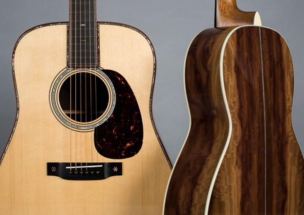 "Martin Guitar Custom Shop Announces ""Dream It, Build It"" Contest"