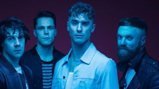 A promotional picture of Don Broco
