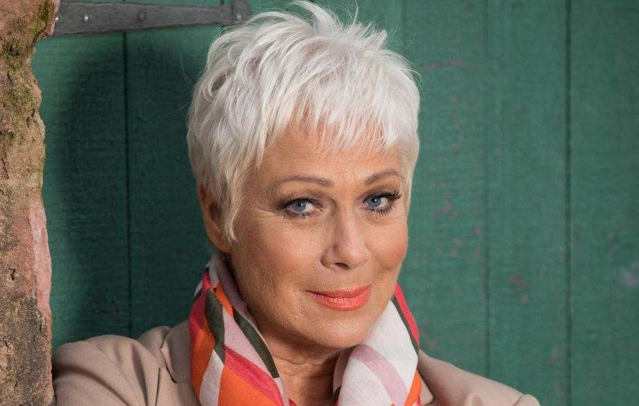 Trish Minniver played by Denise Welch