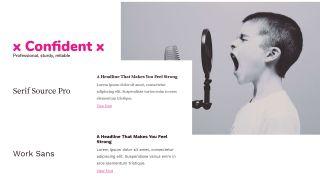 Online typography tools