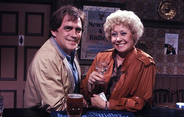 Coronation Street Jack Vera 1983