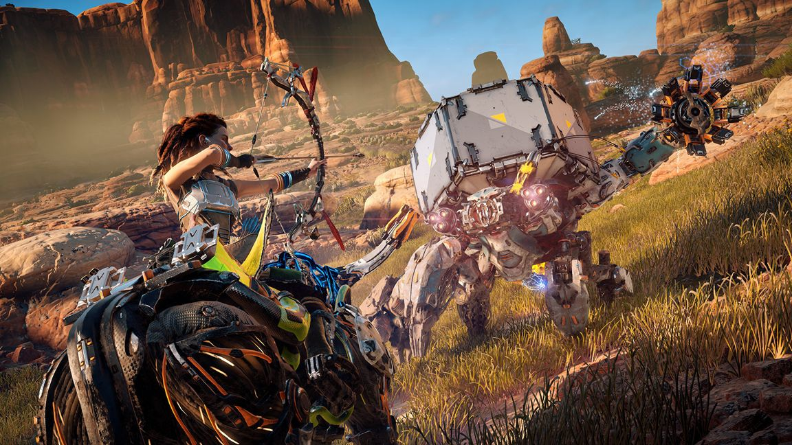Horizon: Zero Dawn is one of the PS4's best exclusives – and it could be coming to PC
