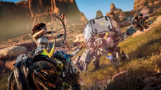 Horizon Zero Dawn sur PC