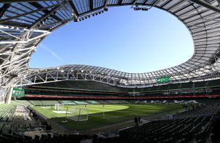 Republic of Ireland v Wales – UEFA Nations League – Group 4 – League B – Aviva Stadium