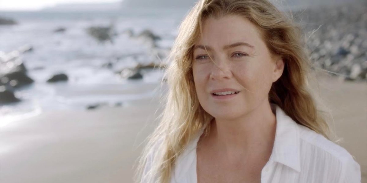 Uh Oh, Grey's Anatomy Star Ellen Pompeo Is Talking More About The Show Possibly Ending
