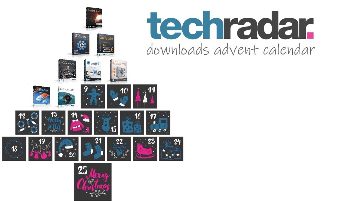 TechRadar's downloads advent calendar: get Ashampoo Music Studio 2018 free