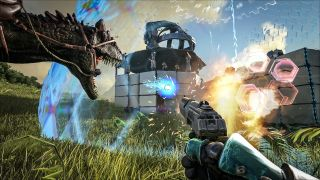 Ark: Survival Evolved Free