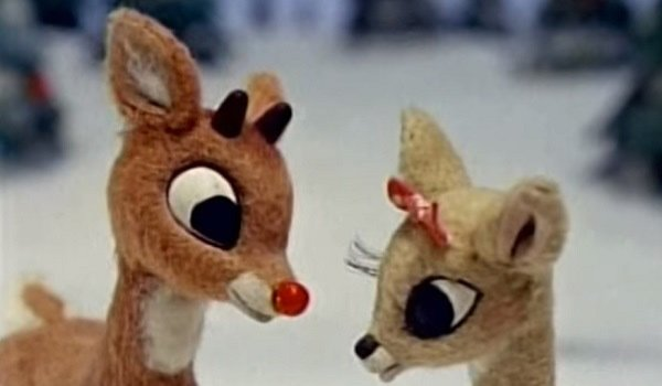 Rudolph and Clarice Rudolph The Red-Nosed Reindeer