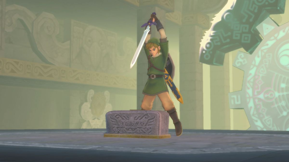 Zelda: Skyward Sword HD for Switch is great — if you use this