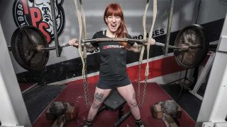 Candace Puopolo powerlifting