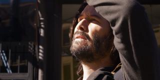 Keanu Reeves in The Matrix 4