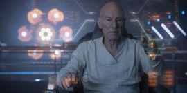 Star Trek: Picard's Patrick Stewart And EPs Break Down Season 1 Finale's Emotional Data Scene