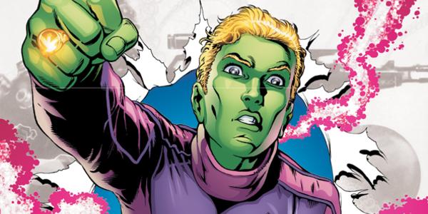 brainiac 5 dc comics