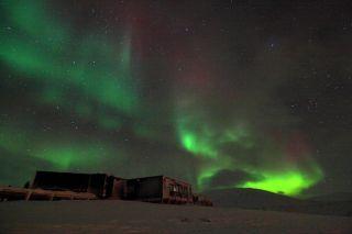 Aurora Seen by Kjell Henriksen Observatory