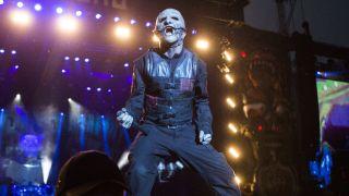 Slipknot frontman Corey Taylor