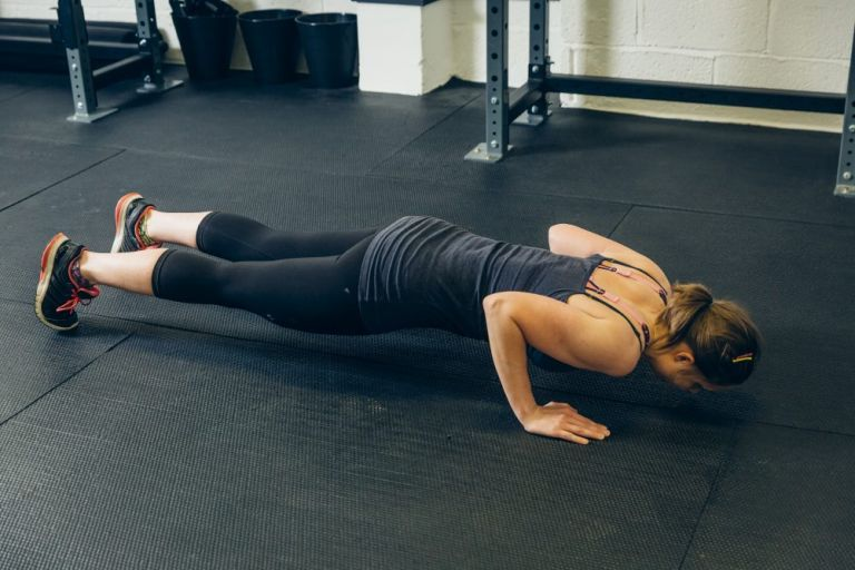 core strength for cyclists