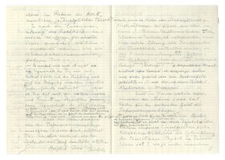 This signed Albert Einstein letter, written April 15, 1950, will be up for auction until Sept. 28, 2017.