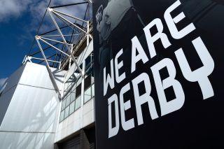 Derby County – Pride Park Stadium