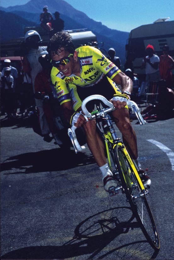 Greg LeMond Orcieres time trial 1989