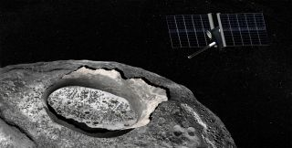 NASA Mission to Metal Asteroid Psyche