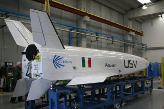 Italian Space Plane Prototype to Attempt Daring Maneuvers