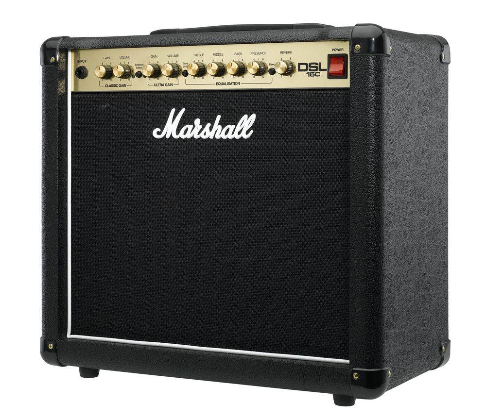 review marshall dsl15c and dsl40c combo amps guitarworld. Black Bedroom Furniture Sets. Home Design Ideas