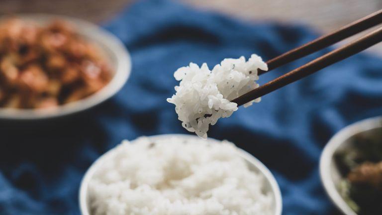 Healthy rice