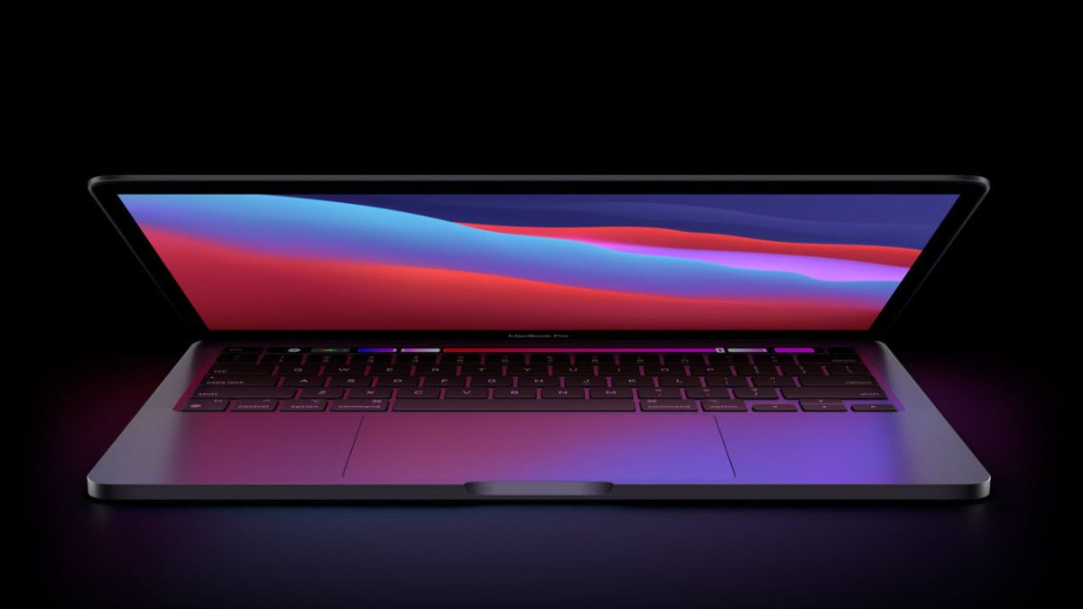 Intel Advertises Tiger Lake Processor with Stock Photo of a MacBook Pro