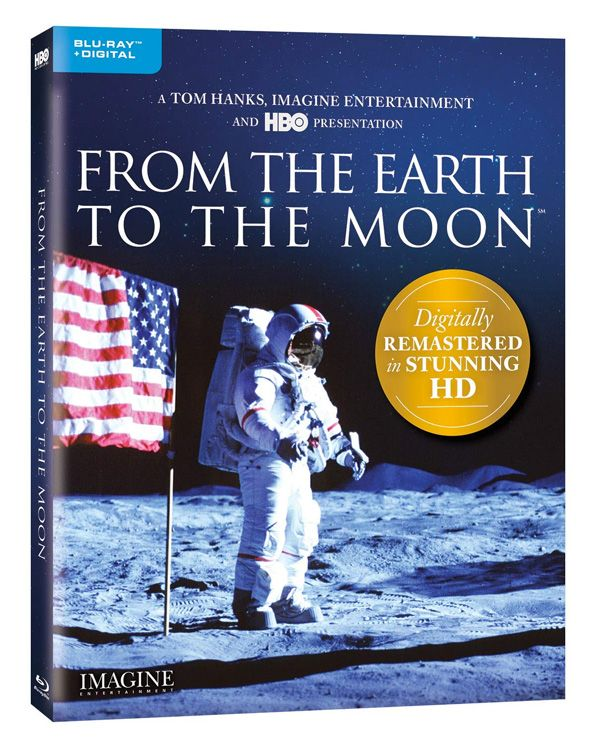HBO to Air Epic Mini-Series 'From The Earth To The Moon' Ahead of Blu-ray Release