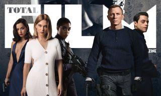 Total Film's No Time to Die issue