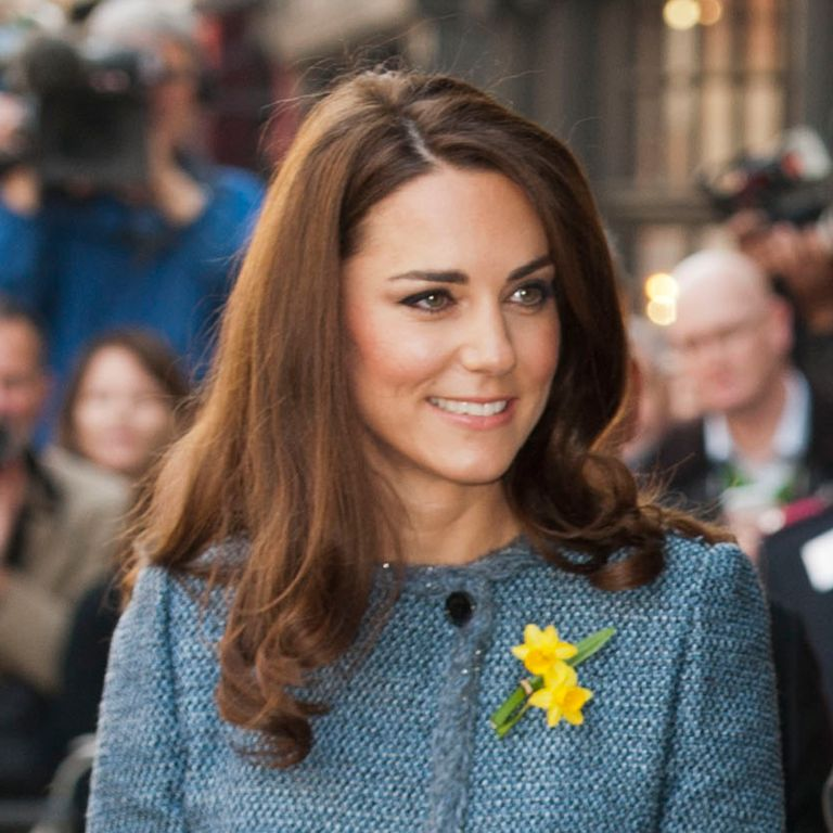 Kate Middleton Short Curls Hairstyle-Kate Middleton Hair-Kate Middleton Best Hairstyles-Duchess of Cambridge-Celebrity Hairstyles-Woman and Home