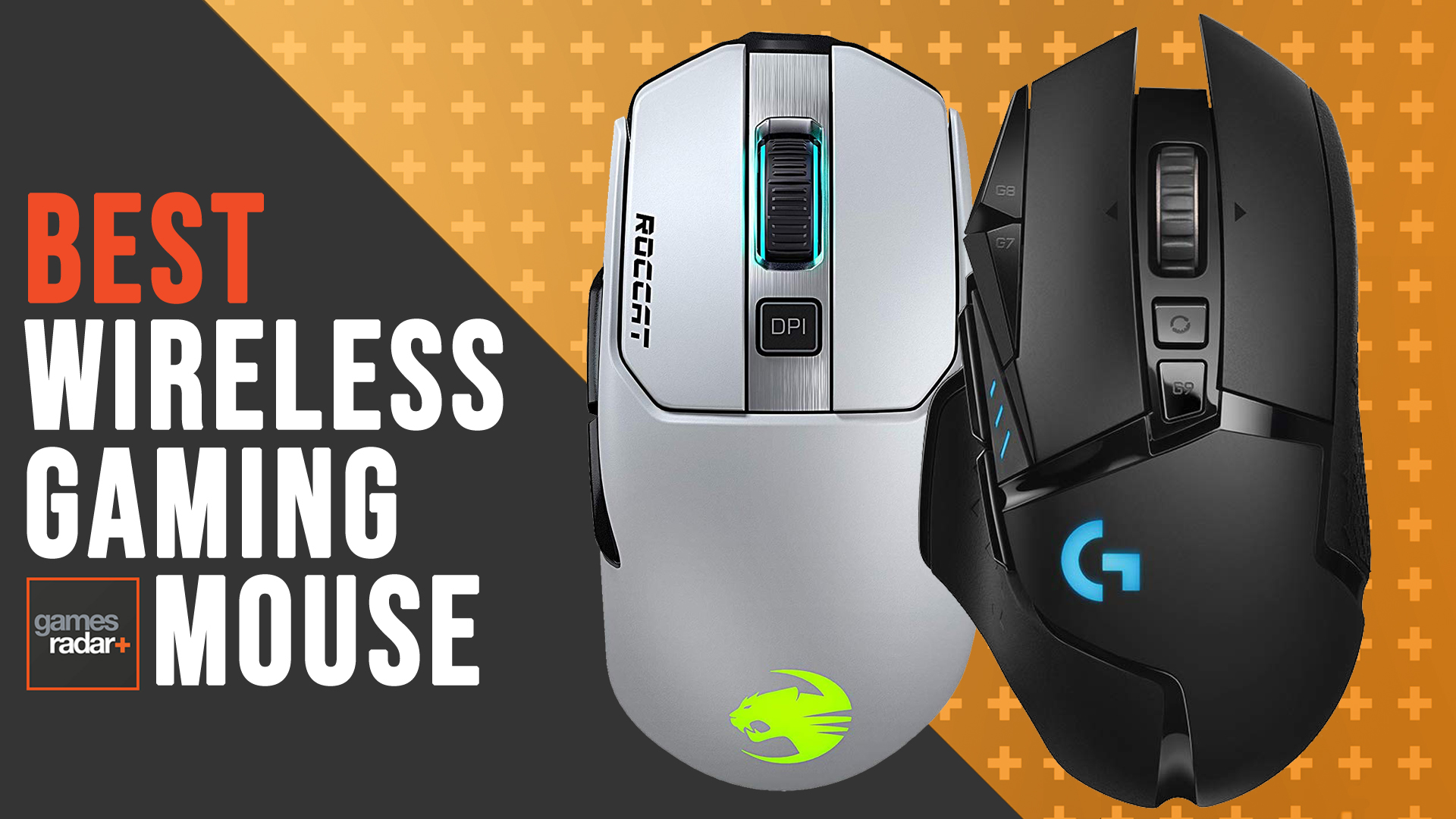 Best Wireless Gaming Mouse 2020 Stay Fast And Loose With Cable Free Mice Gamesradar