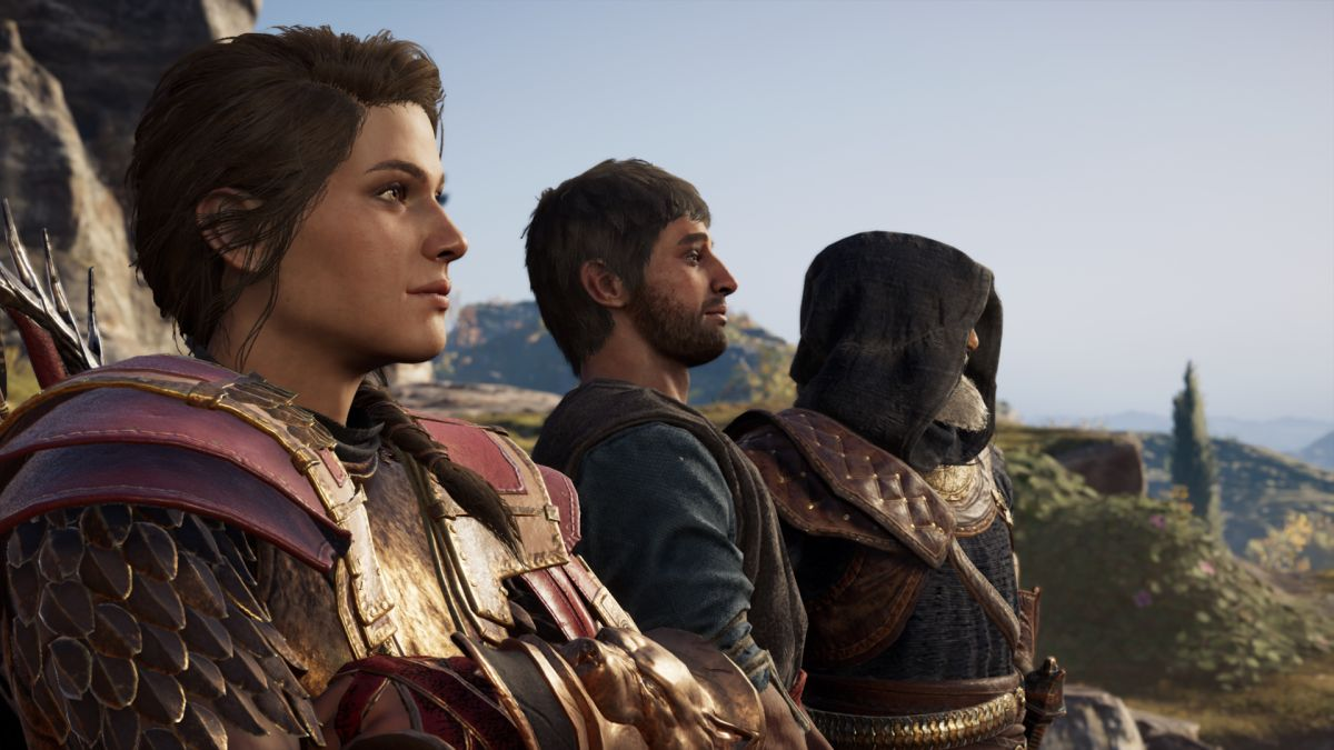 Assassin S Creed Odyssey Update Adds New Game Plus And Dlc
