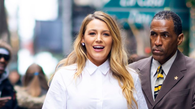 NEW YORK, NEW YORK - JANUARY 28: Blake Lively on January 28, 2020 in New York City.