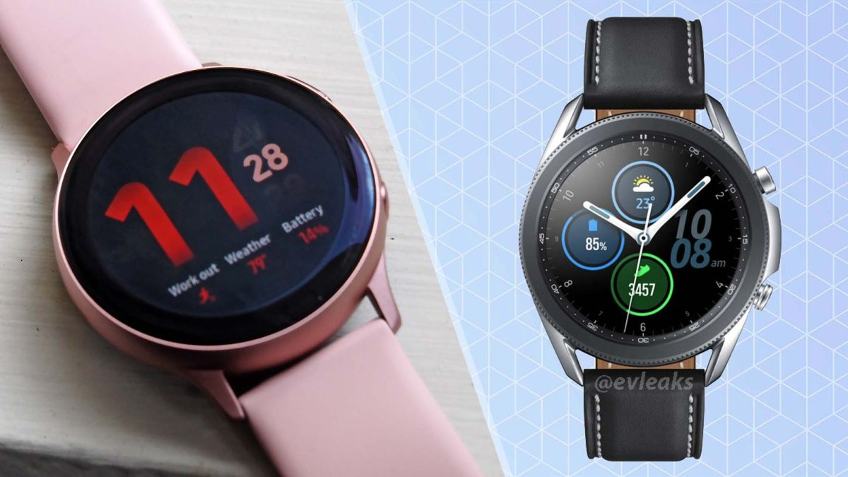 Samsung Galaxy Watch 3 vs. Galaxy Watch Active 2: The biggest changes to expect - Tom's Guide