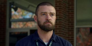 Justin Timberlake as the titular character in _Palmer._
