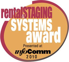 2010 Rental & Staging Systems-InfoComm Product Awards Deadline Extended Again!